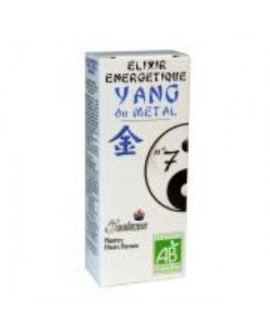 Elixir No 07 Yang Del Metal (Tomillo) 50Ml de 5 Saisons