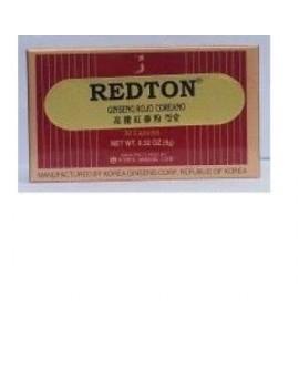 Redton Ginseng Rojo Coreano 50Cap de Abamed Farma