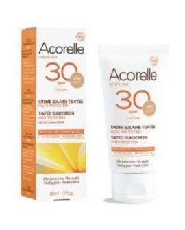 Crema Facial Color Dore Spf30 50Ml. de Acorelle