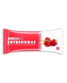 Obegras Barritas Entrehoras Choco-Frutos Rojo 20Ud de Actafarma