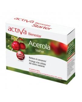 Bienestar Acerola Starter 60 Caps de Activa