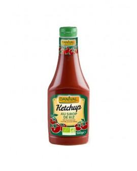 Ketchup Sin Azucar 560G Bio de Danival