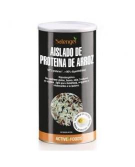 Aislado De Proteina De Arroz Polvo 500Gr. de Active Foods