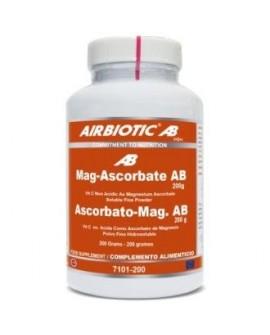 Ascorbato De Magnesio 200Gr.Polvo de Airbiotic