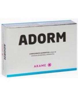 Adorm 30 Comprimidos de Akame