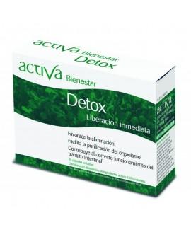 Bienestar Detox 45 Caps de Activa