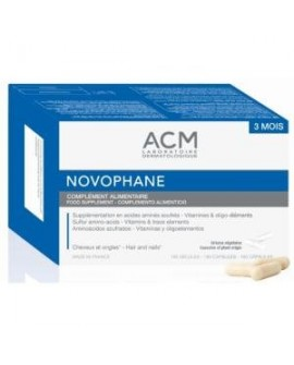 Novophane 180Cap. de Acm Laboratoires